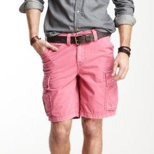 Beverly Hills Polo cargo shorts sz 32